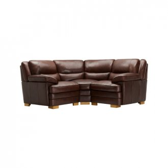 Modena Modular Group 1 in 2 Tone Brown Leather