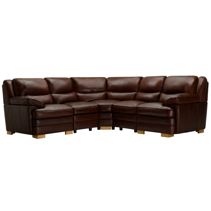Modena Modular Group 3 in Tan Leather - Image 8