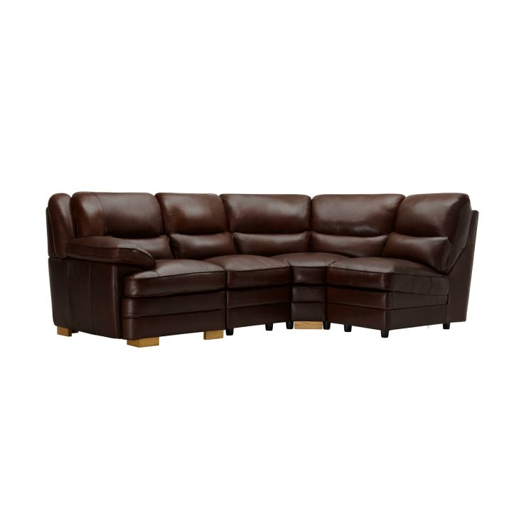 Modena Modular Group 4 in Tan Leather - Image 8