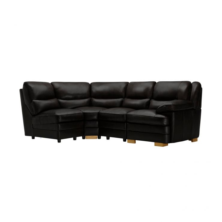 Modena Modular Group 5 in Black Leather - Image 6