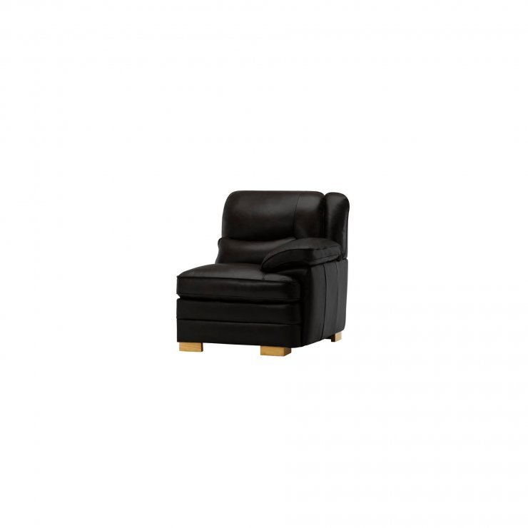 Modena Modular Group 5 in Black Leather