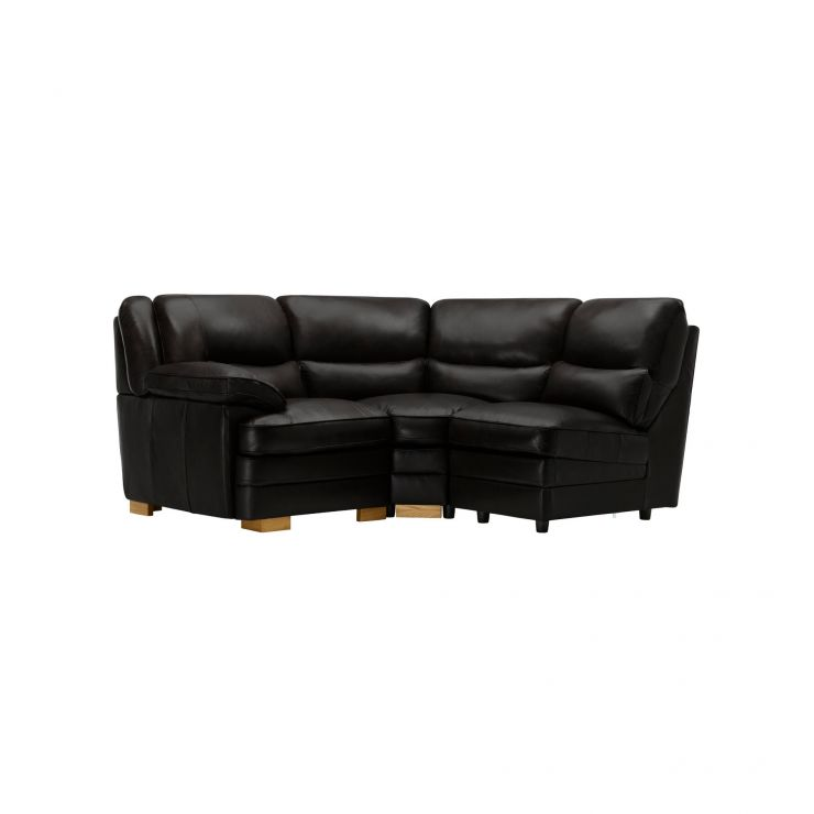 Modena Modular Group 6 in Black Leather - Image 9
