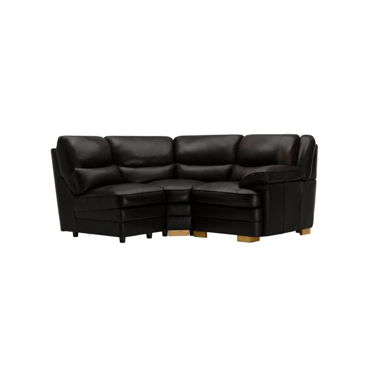 Modena Modular Group 7 in Black Leather - Image 6