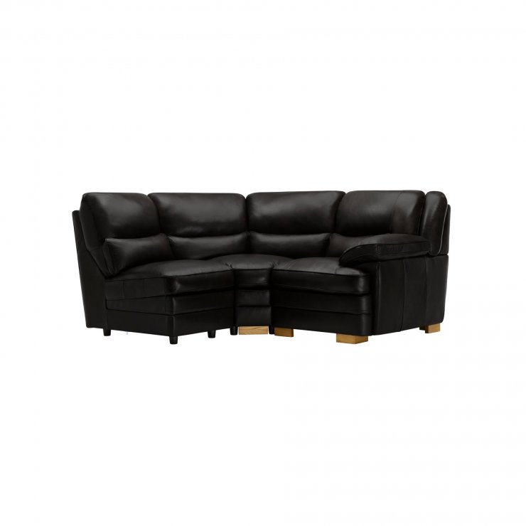 Modena Modular Group 7 in Black Leather