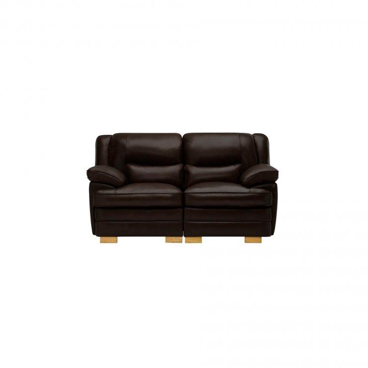 Modena Modular Group 8 in Dark Brown Leather