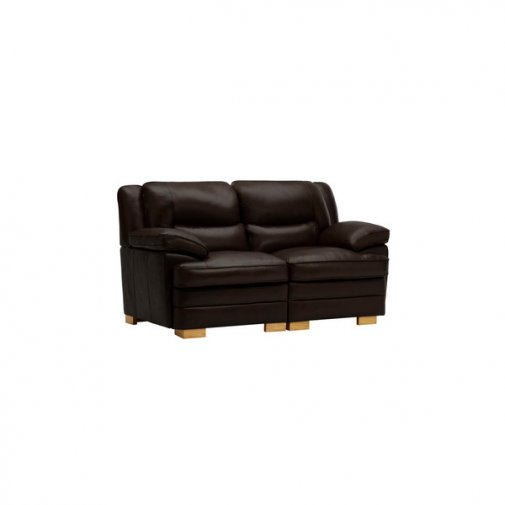 Modena Modular Group 8 in Dark Brown Leather