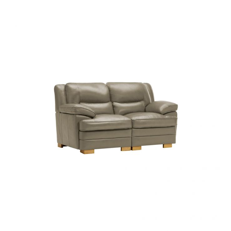 Modena Modular Group 8 in Grey Leather - Image 7