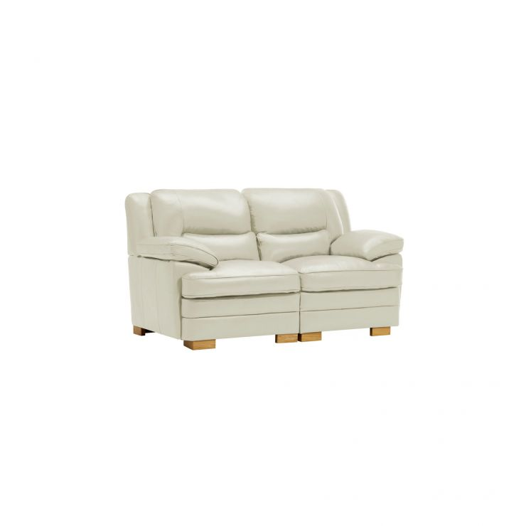 Modena Modular Group 8 in Off White Leather - Image 8