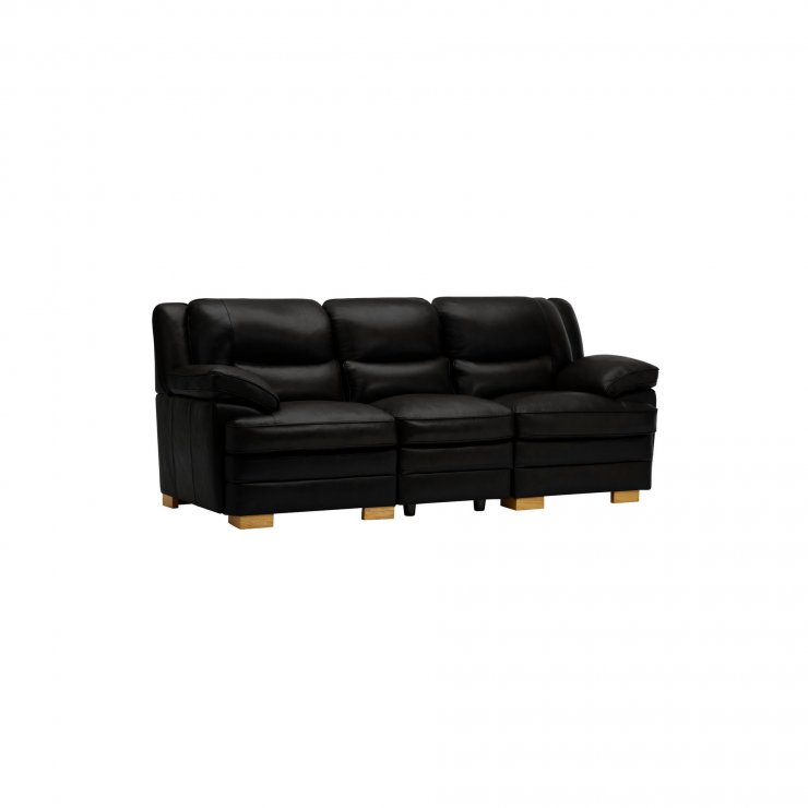 Modena Modular Group 9 in Black Leather - Image 8
