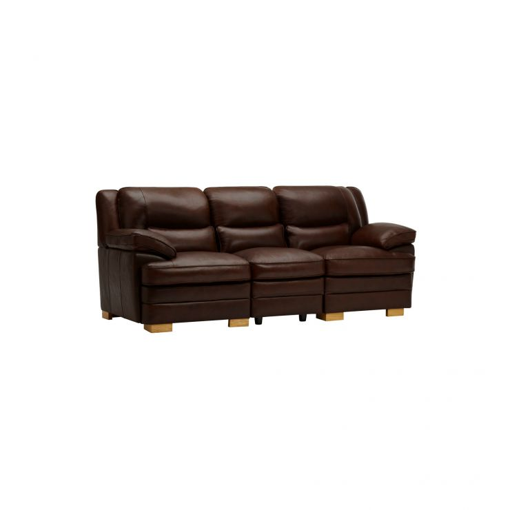 Modena Modular Group 9 in Tan Leather - Image 11