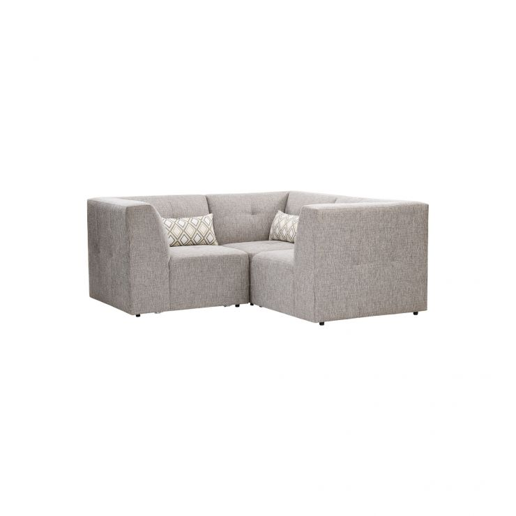 Monterrey Modular Group 1 in Bennett Fabric - Grey