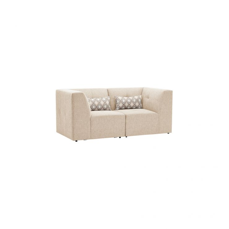 Monterrey Modular Group 8 in Bennett Fabric - Beige