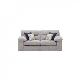 Morgan Modular Group 8 in Santos Silver with Green and Grey Scatters