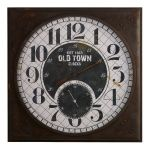 Morillo Wall Clock - Thumbnail 2