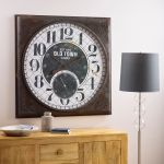 Morillo Wall Clock - Thumbnail 1
