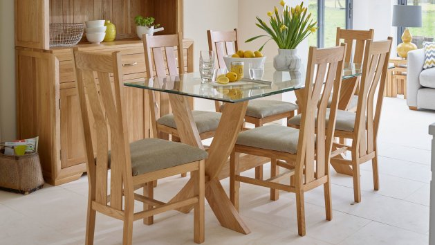 Natural Dining Room Furniture