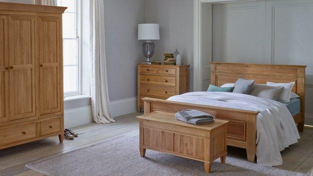 Natural Oak Bedroom Furniture