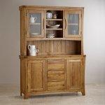 Orrick Rustic Solid Oak Large Dresser - Thumbnail 2