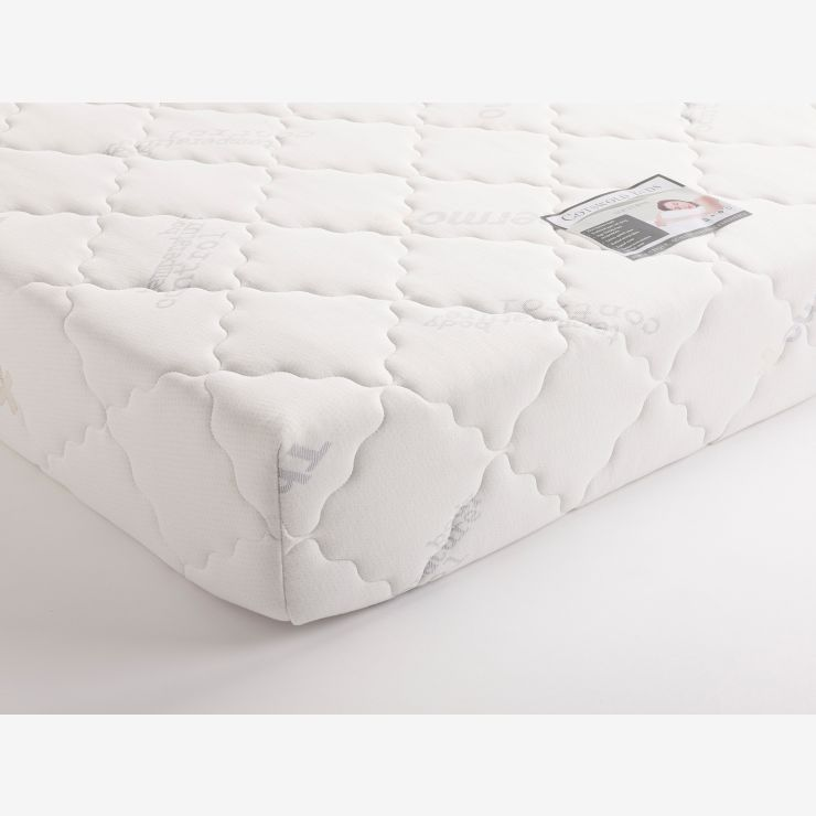Nocturne Supportive 275mm Coil Spring and Foam Double Mattress - Image 4