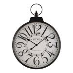 Railway Wall Clock - Thumbnail 1