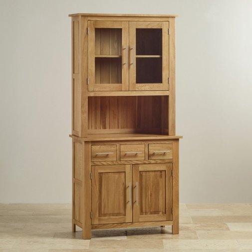 Rivermead Natural Solid Oak Small Dresser