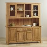 Rivermead Natural Solid Oak Large Dresser - Thumbnail 3