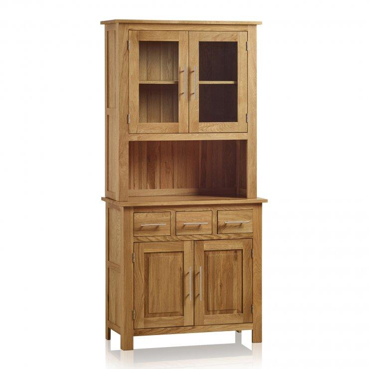 Rivermead Natural Solid Oak Small Dresser - Image 4