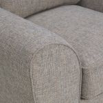 Robyn Armchair Spa Fabric with Mustard Scatters - Thumbnail 6