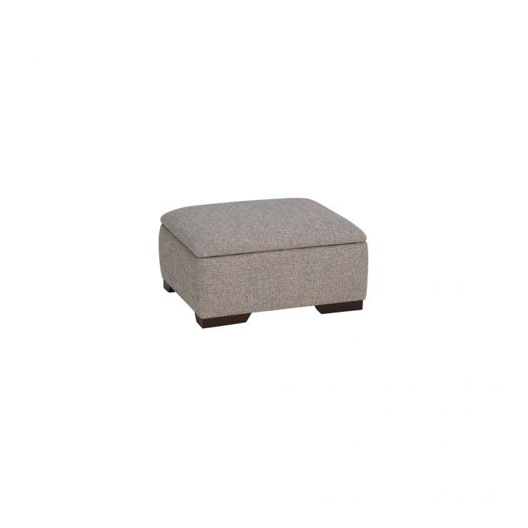 Robyn Pebble Storage Footstool