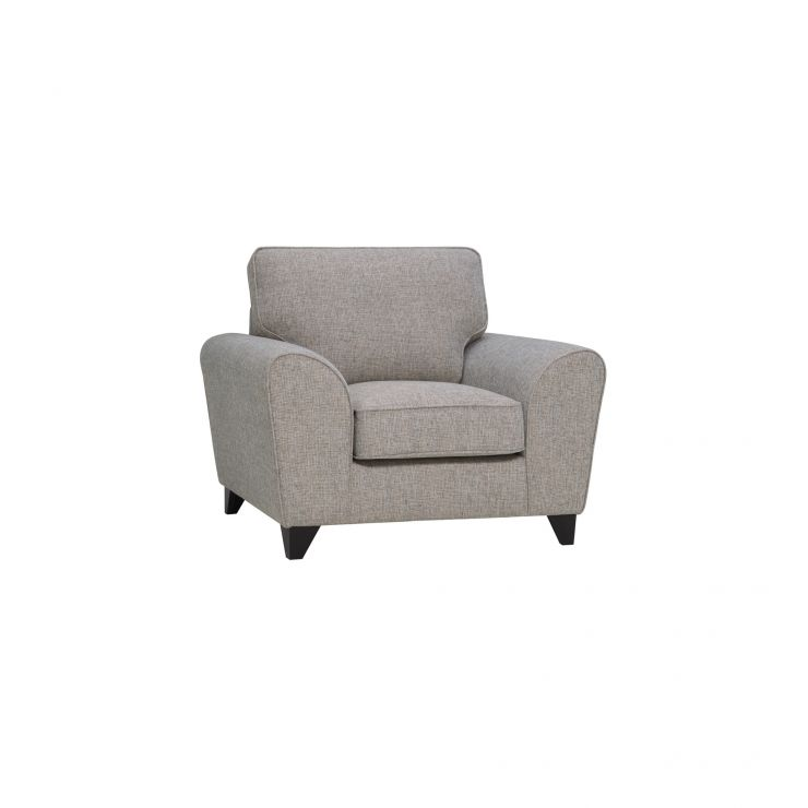 Robyn Armchair Spa with Mustard Scatter