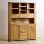 Romsey Natural Solid Oak Large Dresser - Thumbnail 2