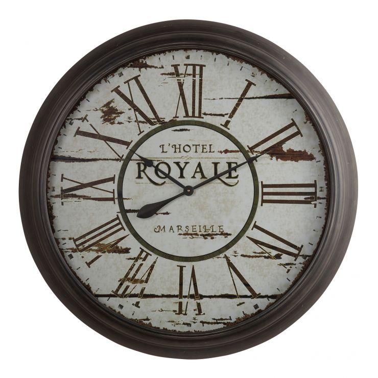 Royale Wall Clock
