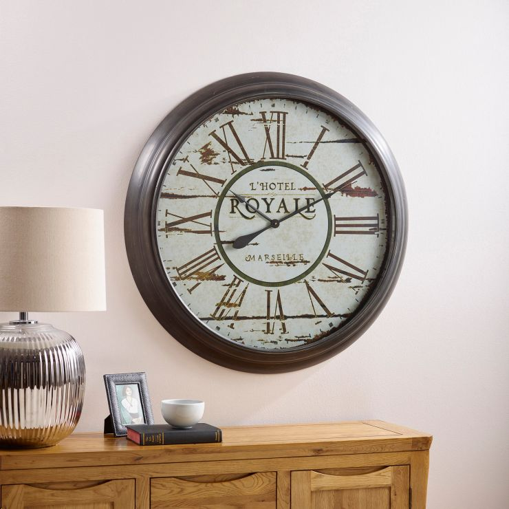 Royale Wall Clock - Image 1