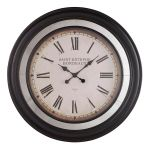 Saint Estephe Wall Clock - Thumbnail 1