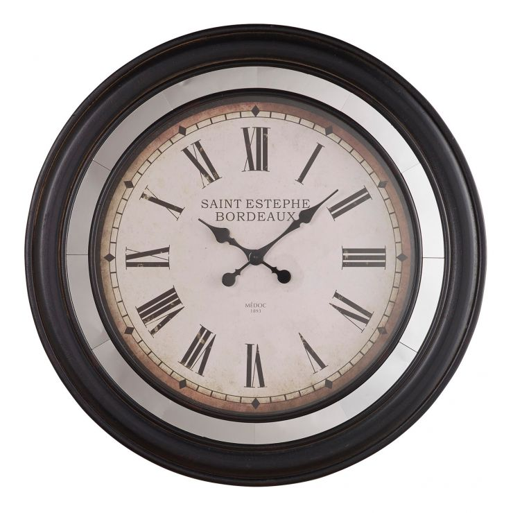 Saint Estephe Wall Clock