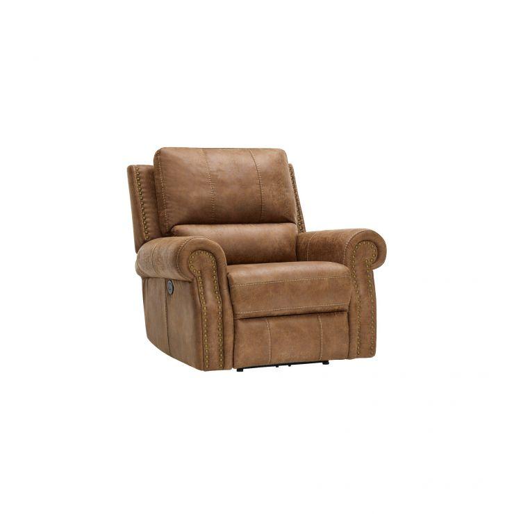 Savannah Electric Reclining Armchair - Image 10