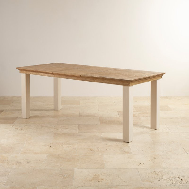 Seychelles Painted and Brushed Solid Oak 5ft