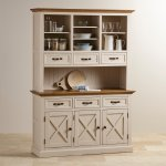 Seychelles Painted and Brushed Solid Oak Large Dresser - Thumbnail 4