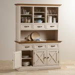 Seychelles Painted and Brushed Solid Oak Large Dresser - Thumbnail 6
