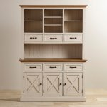 Seychelles Painted and Brushed Solid Oak Large Dresser - Thumbnail 3