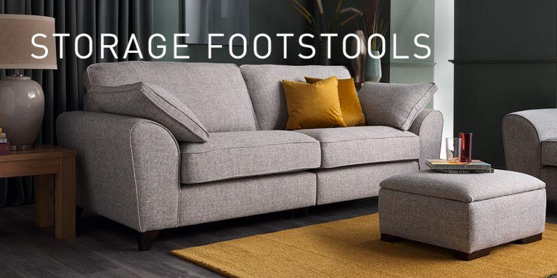 Storage Footstools