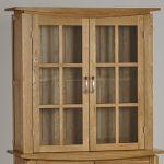 Tokyo Natural Solid Oak Glazed Dresser - Thumbnail 6