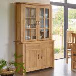 Tokyo Natural Solid Oak Glazed Dresser - Thumbnail 3