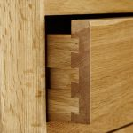Tokyo Natural Solid Oak Tall Bookcase - Thumbnail 5