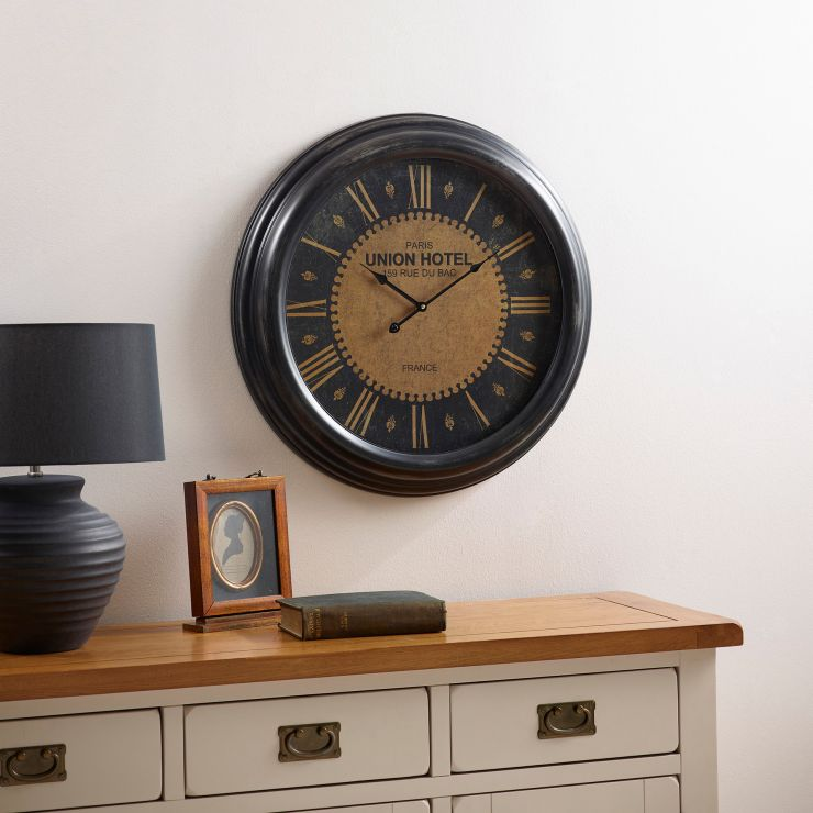 Union Wall Clock - Image 2