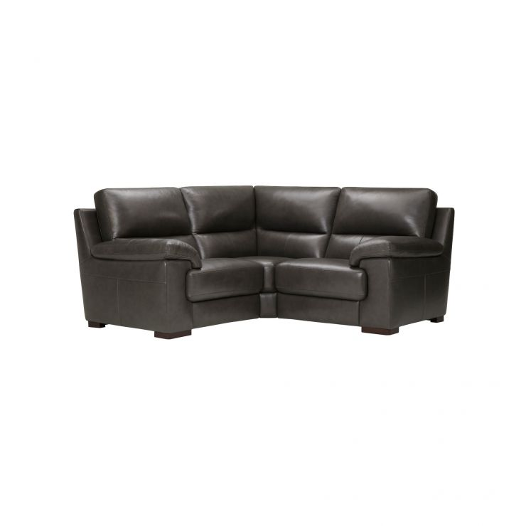 Vision Modular Group 1 in Anthracite Leather