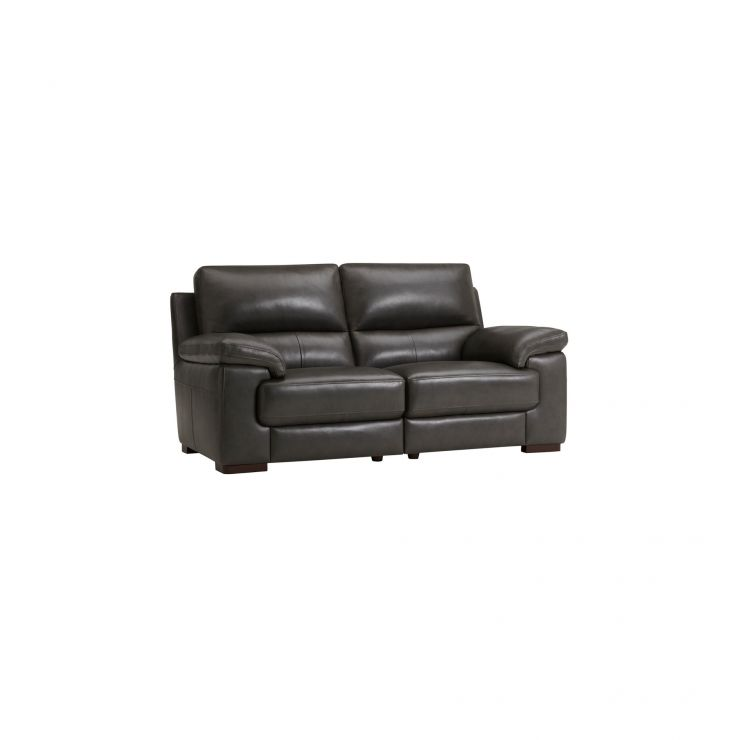 Vision Modular Group 8 in Anthracite Leather