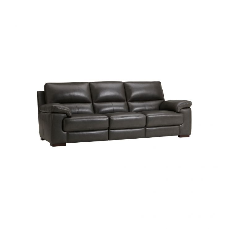 Vision Modular Group 9 in Anthracite Leather