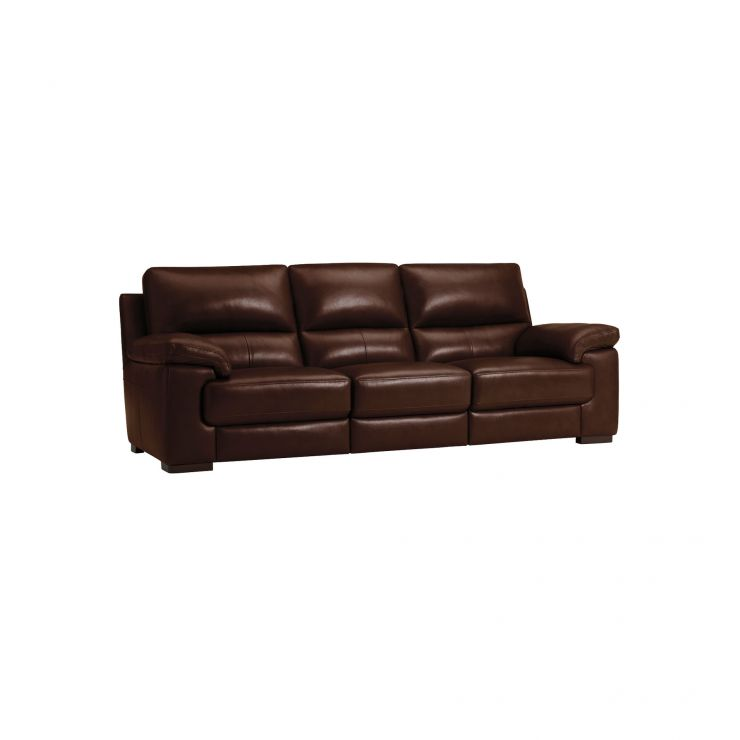 Vision Modular Group 9 in Brown Leather