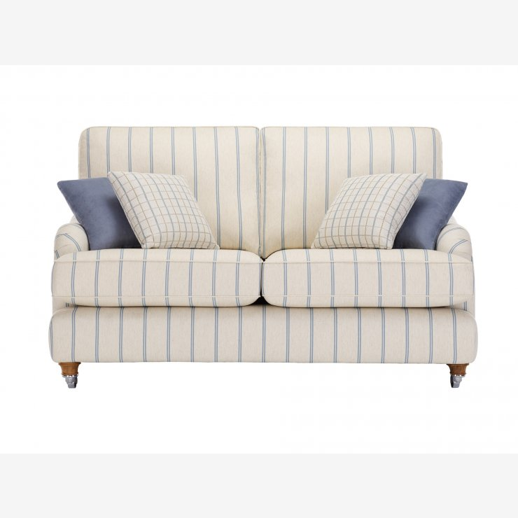 Westbury 2 Seater Sofa in Kendrick Stripe